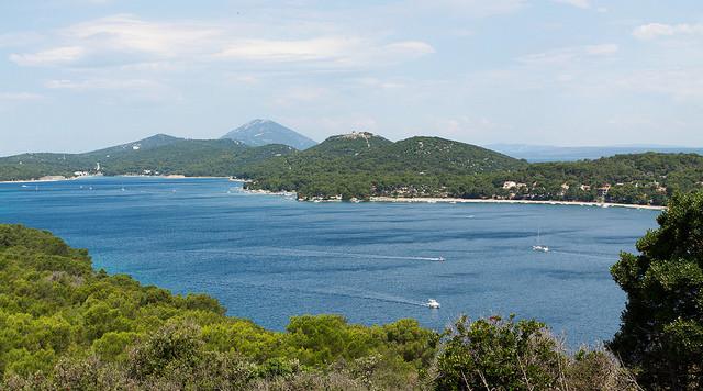Ostrov Lošinj, 1. část