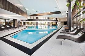 Dalmatský hotel Croatia s vnitřním bazénem