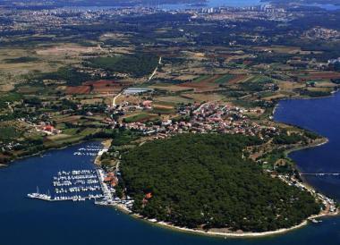 Chorvatsko - letovisko Pomer