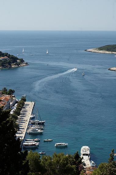 Premantura a chorvatské pobřeží
