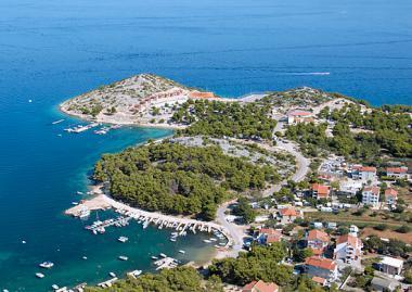 Poloha Drage Plaze A Pristav Historie Sibenik A Zadar