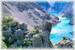 Národní park Brijuni v Chorvatsku