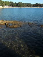 Banjole - pláž