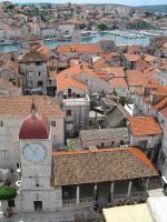 Chorvatské město Trogir
