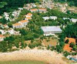Chorvatský hotel San Marino na pobřeží