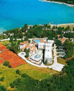 Chorvatský hotel Valamar Luna u moře